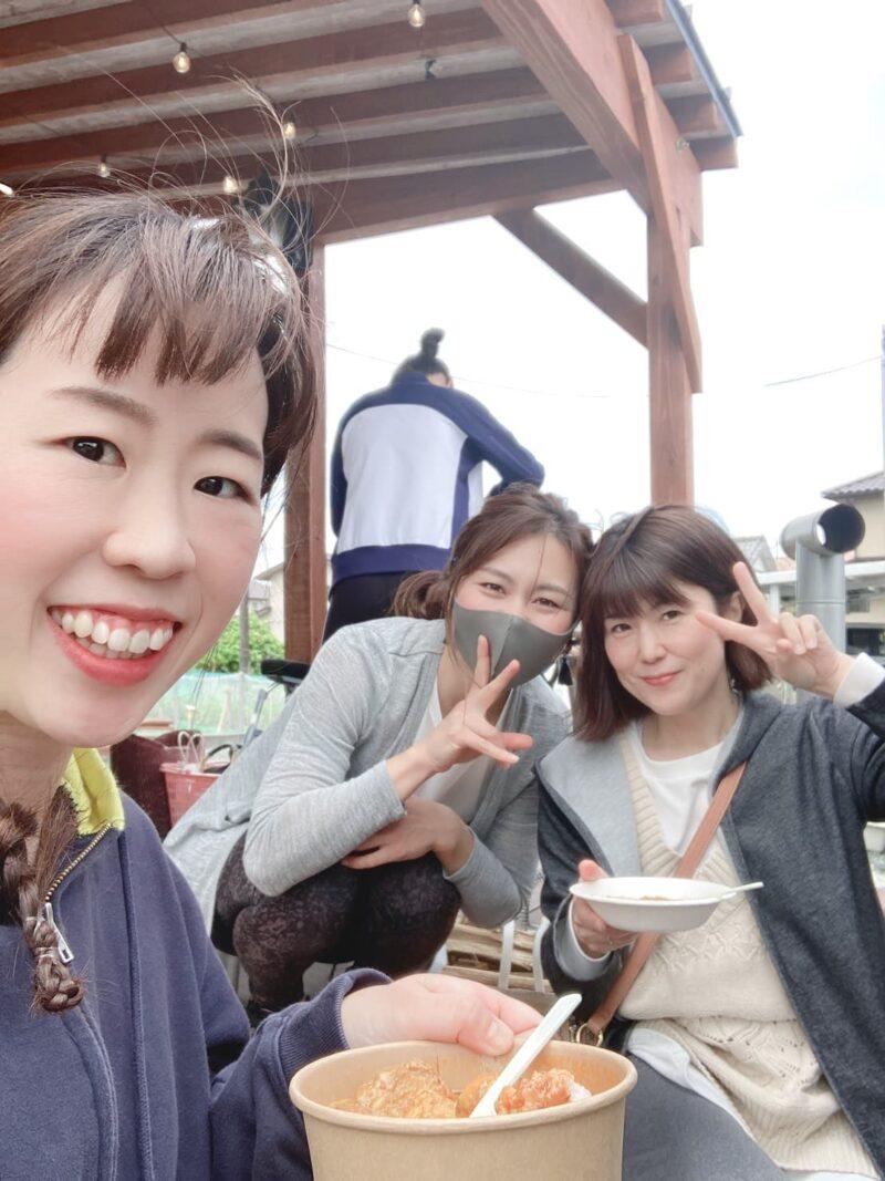イベント報告*【ランチつきパークヨガ】ありがとうございました!